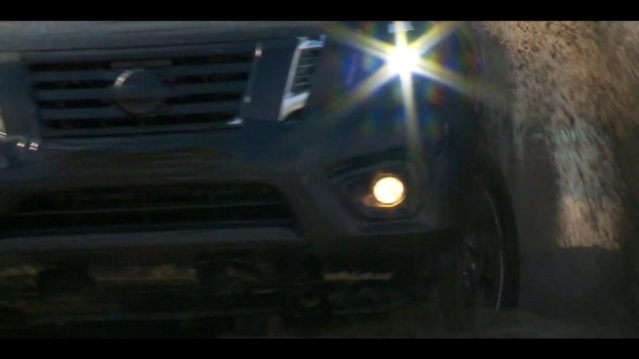 Nissan mostra mais detalhes da nova Frontier em vídeo; estreia acontece dia 11