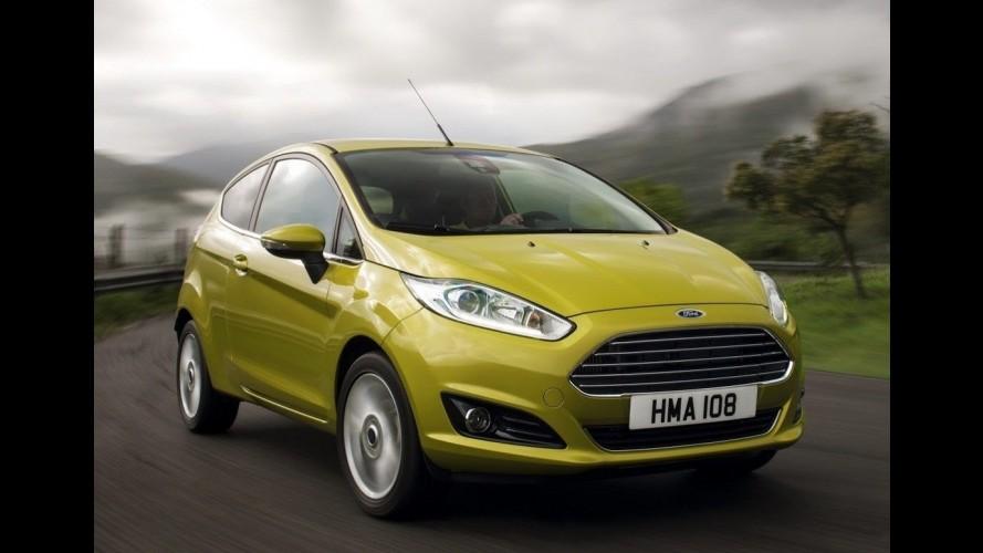 Primeira plataforma modular da Ford estreará na próxima geração do Fiesta