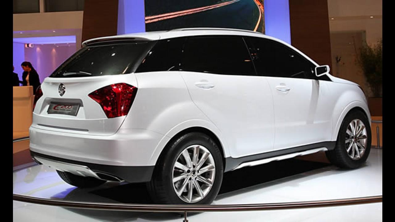 Renault confirma interesse na sul-coreana SsangYong