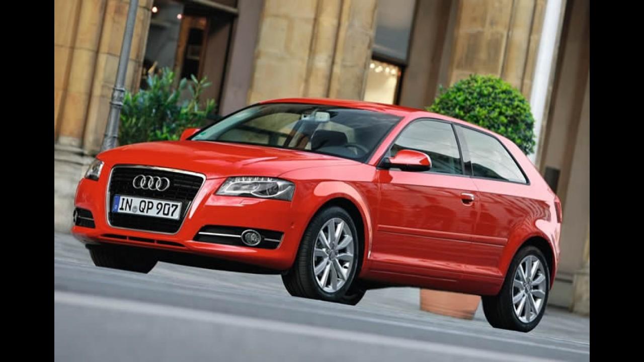 Audi anuncia construção de nova fábrica na China