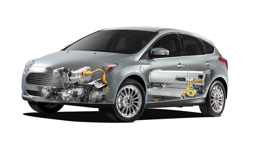 Ford announces Focus Electric launch details (US)