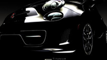 Fiat 500 Titanium for SEMA 2011 - 25.10.2011