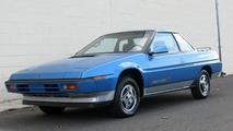 Subaru 1986 XT Drive Magazine restoration project - 1.11.2011