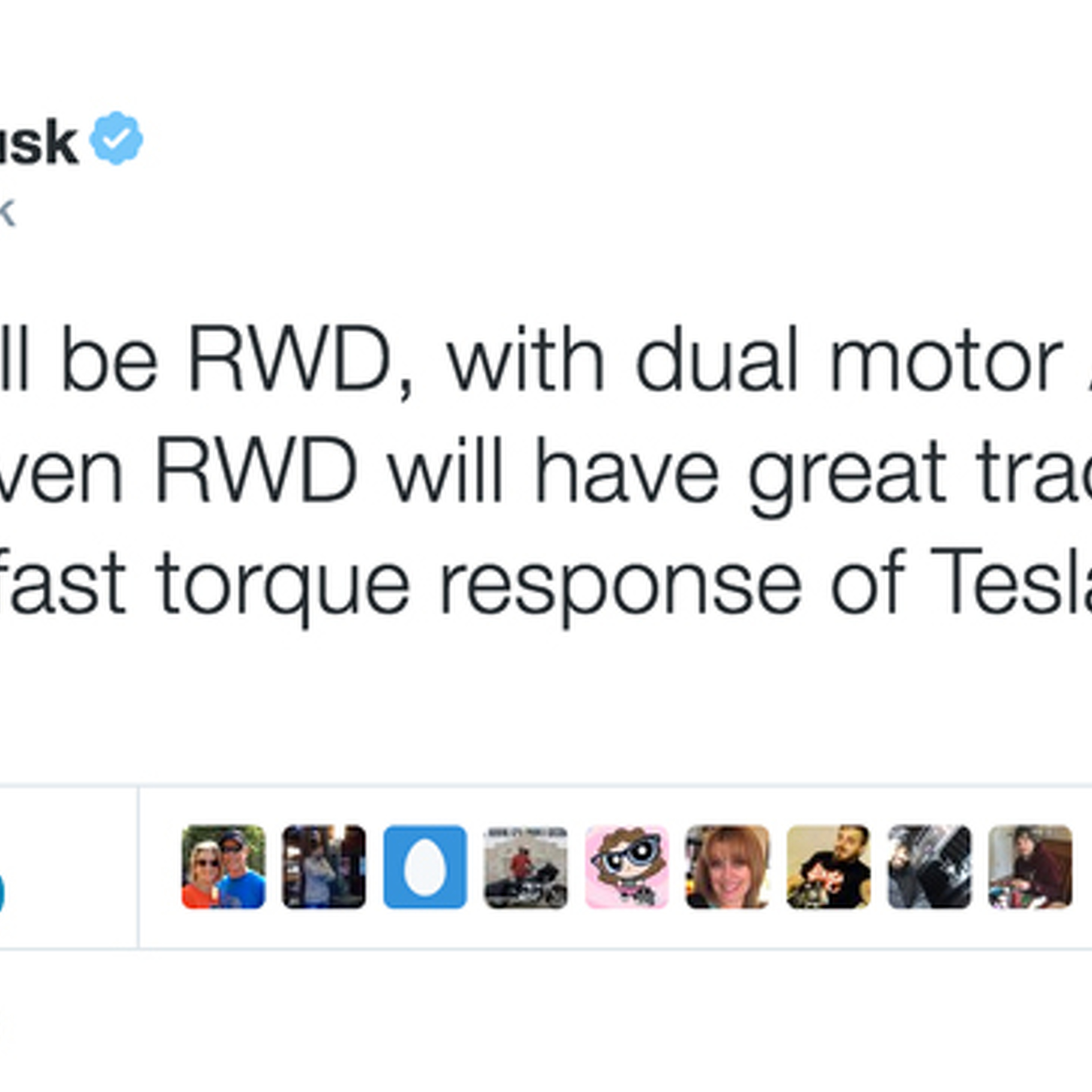 Elon Musk Reveals Even More Tesla Model 3 Info