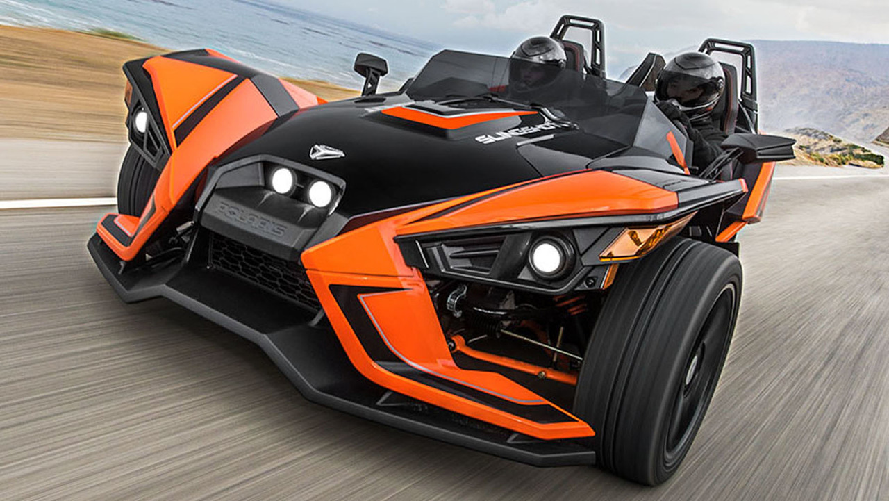 Polaris Slingshot Spy Photos Autos Post