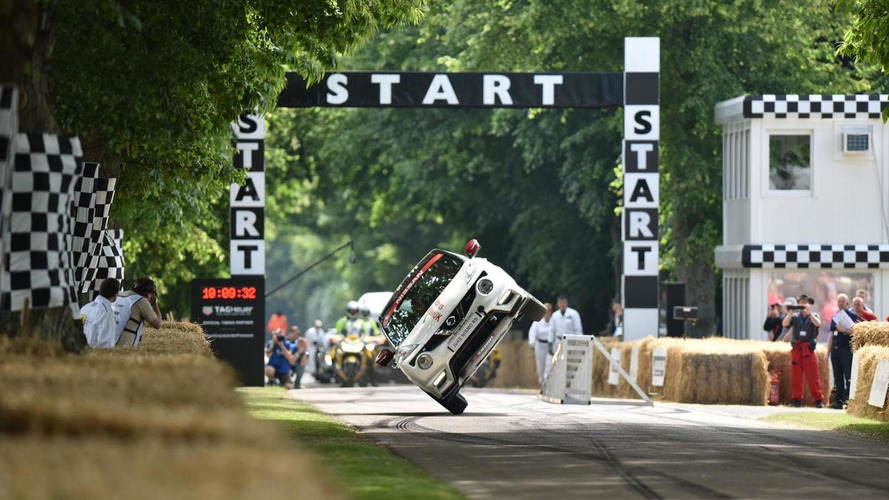 Nissan Juke NISMO RS sets a new record at Goodwood [video]