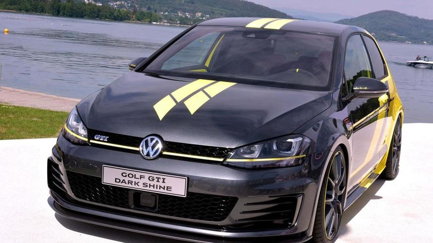Volkswagen Golf GTI Dark Shine concept unveiled at Wörthersee