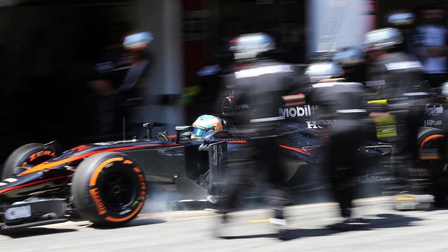 McLaren wants helmet 'tear-off' rethink