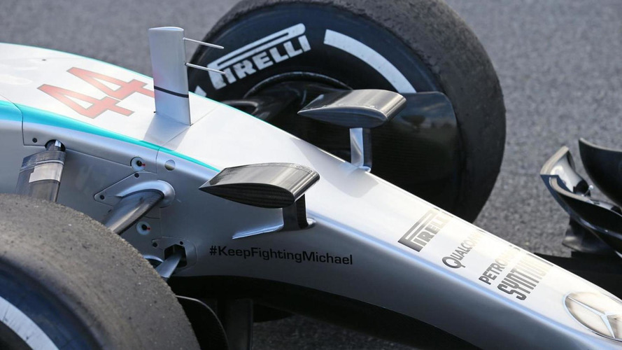 'Clever' Mercedes dodges camera mount ruling
