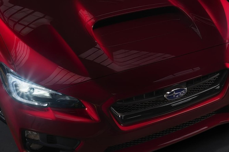 2015 Subaru WRX Gears Up for LA Auto Show