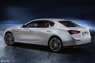 Maserati Ghibli Returns With More Doors, Diesel