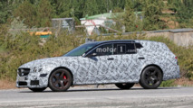 Mercedes-AMG E63 Black Series Estate Spy