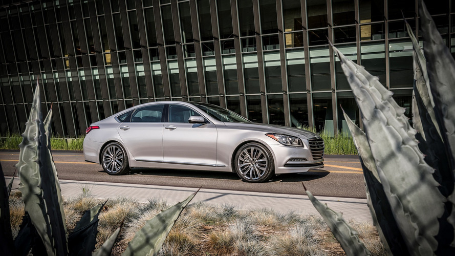 2017 Genesis G80 priced from $41,400