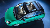 Opel Adam with Swing Top canvas roof