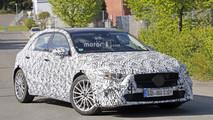 Mercedes Clase A 2018 nuevas fotos espía