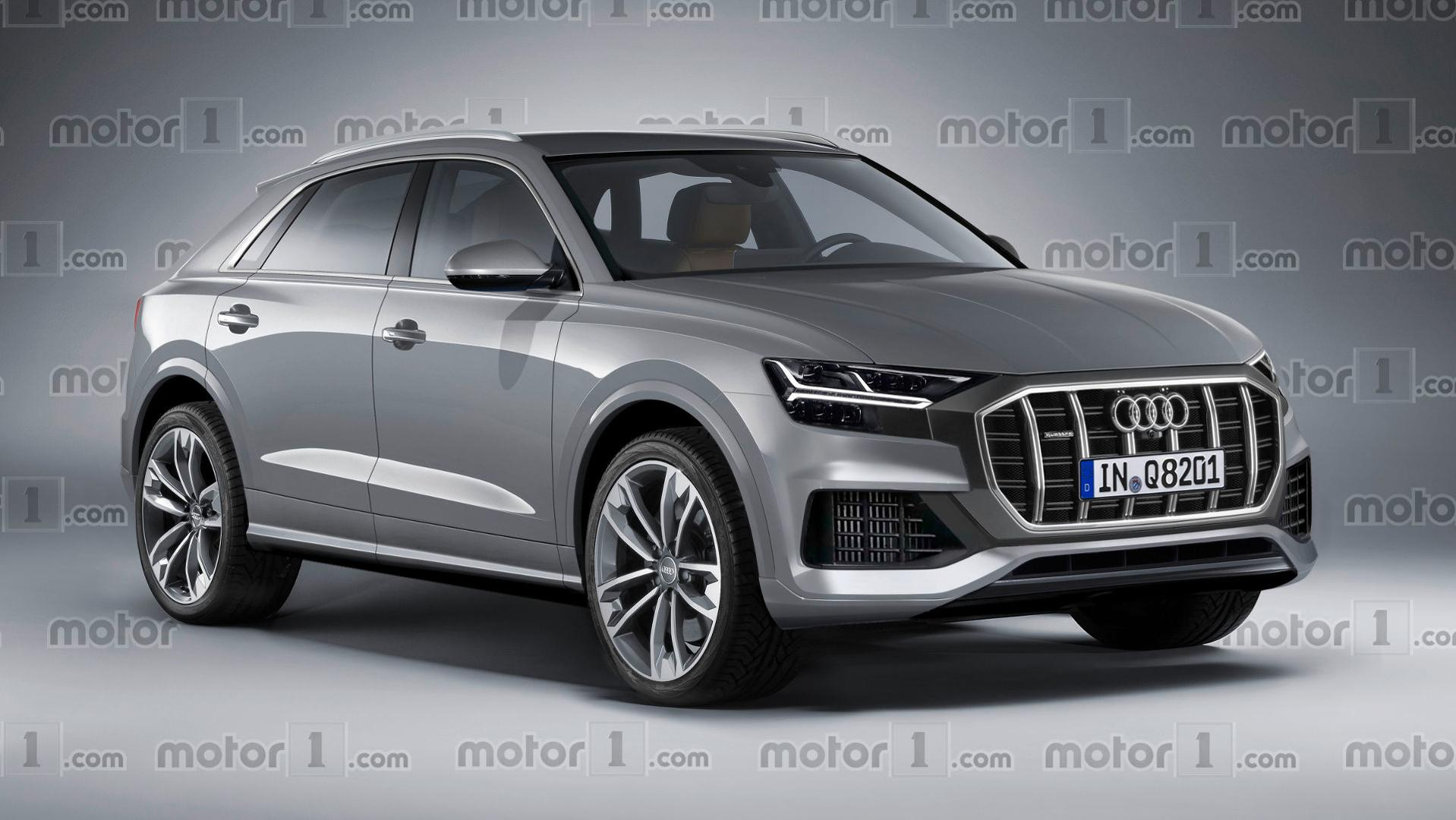 the has by generation model been second latest pin audi unveiled suv models vehicle company