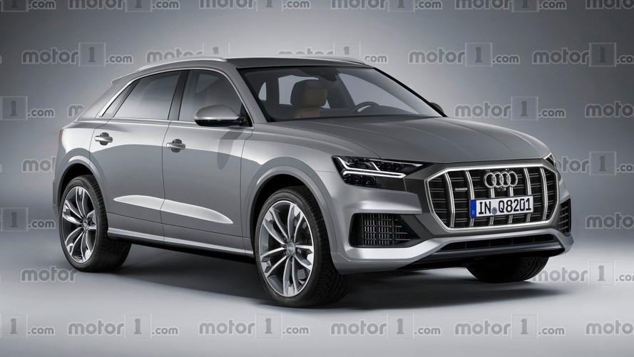 Design - L'Audi Q8, ce sera peut-être lui