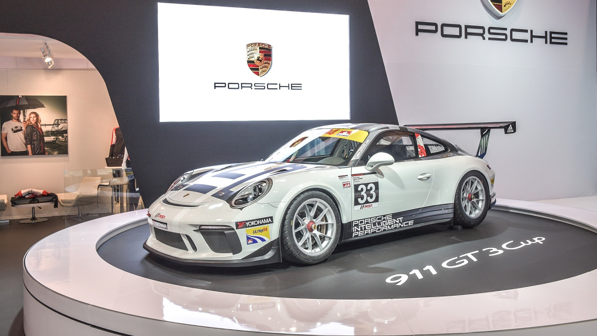 porsche canada unveils new gt3 cup car for 2017. Black Bedroom Furniture Sets. Home Design Ideas