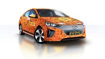 Hyundai Ioniq EV Contactless