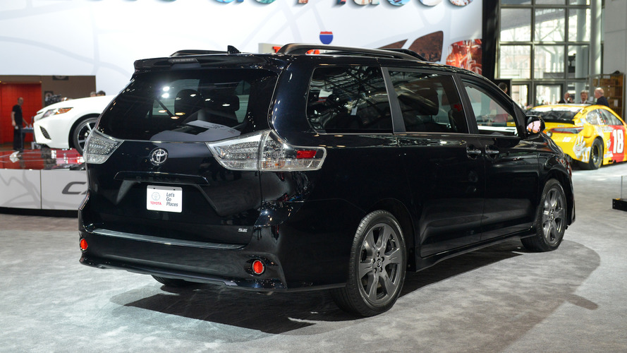 2018 Toyota Sienna and Yaris Refresh