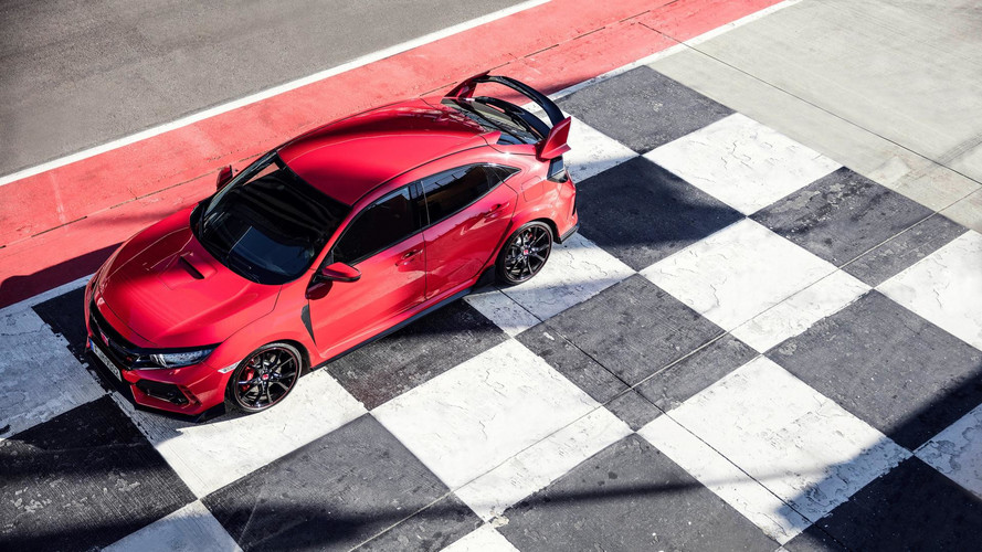 Honda Is Planning Even Hotter Civic Type R