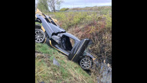 Koenigsegg Agera RS accident
