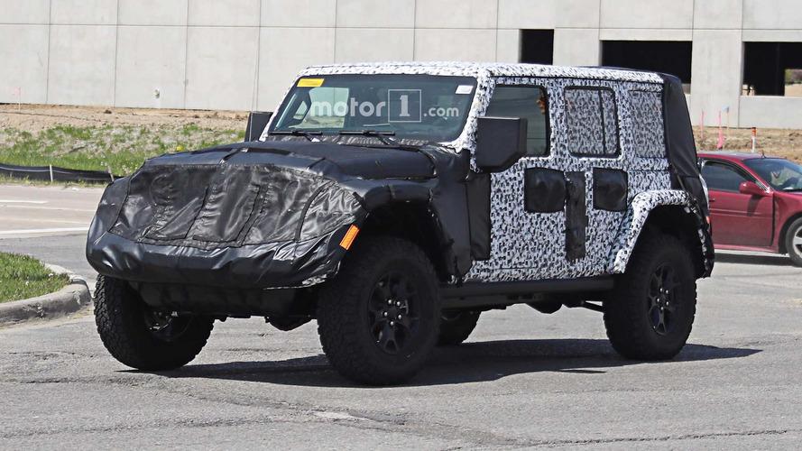 Jeep Wrangler 2018 será oferecido com 6 opções de motorização
