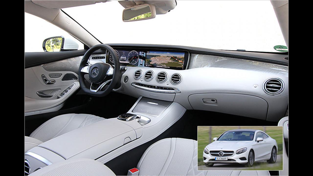 Stefan Wagner über das Mercedes S-Klasse Coupé
