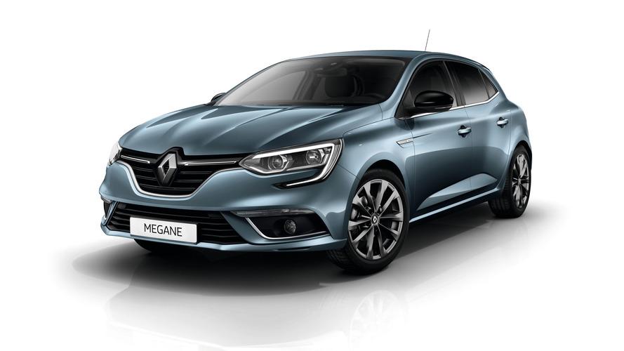 Nouvelle série Limited pour la Renault Mégane