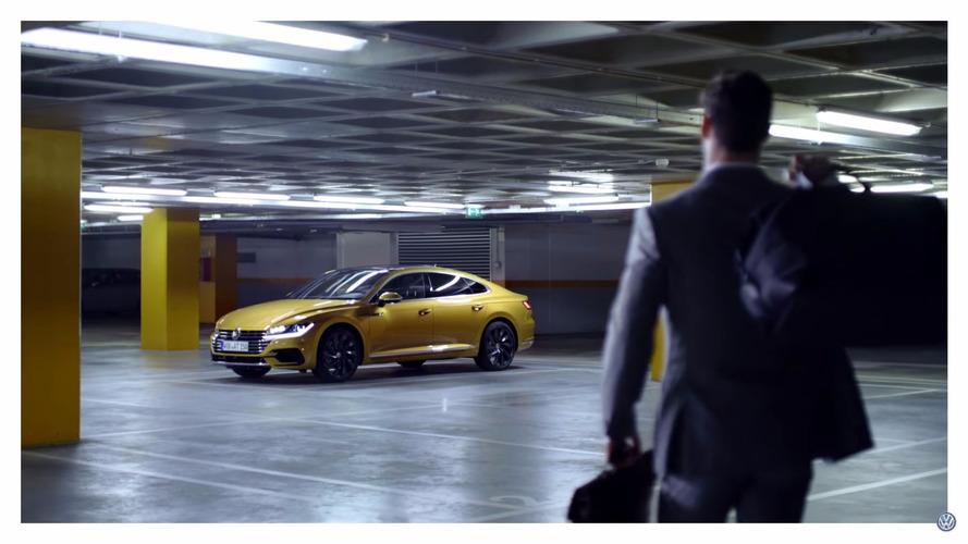 La Volkswagen Arteon en vidéo