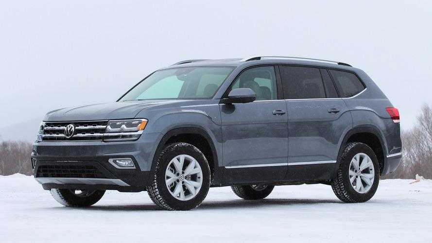 2018 Volkswagen Atlas First Drive: A firm handshake