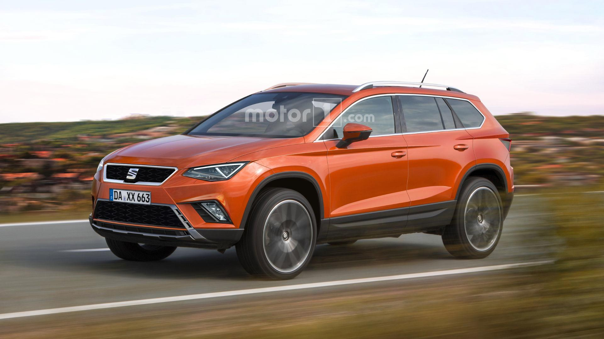 Brand Names Of Cars >> SEAT's New Three-Row SUV Will Have One Of These Four Names