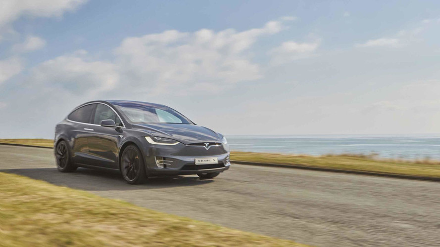 2017 Tesla Model X review: Great family car, great electric car