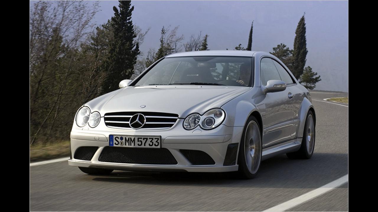 2007: Mercedes CLK 63 AMG Black Series