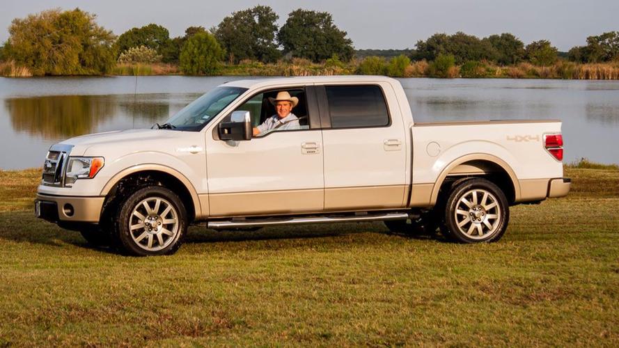 Le pick-up de George W. Bush est à vendre !