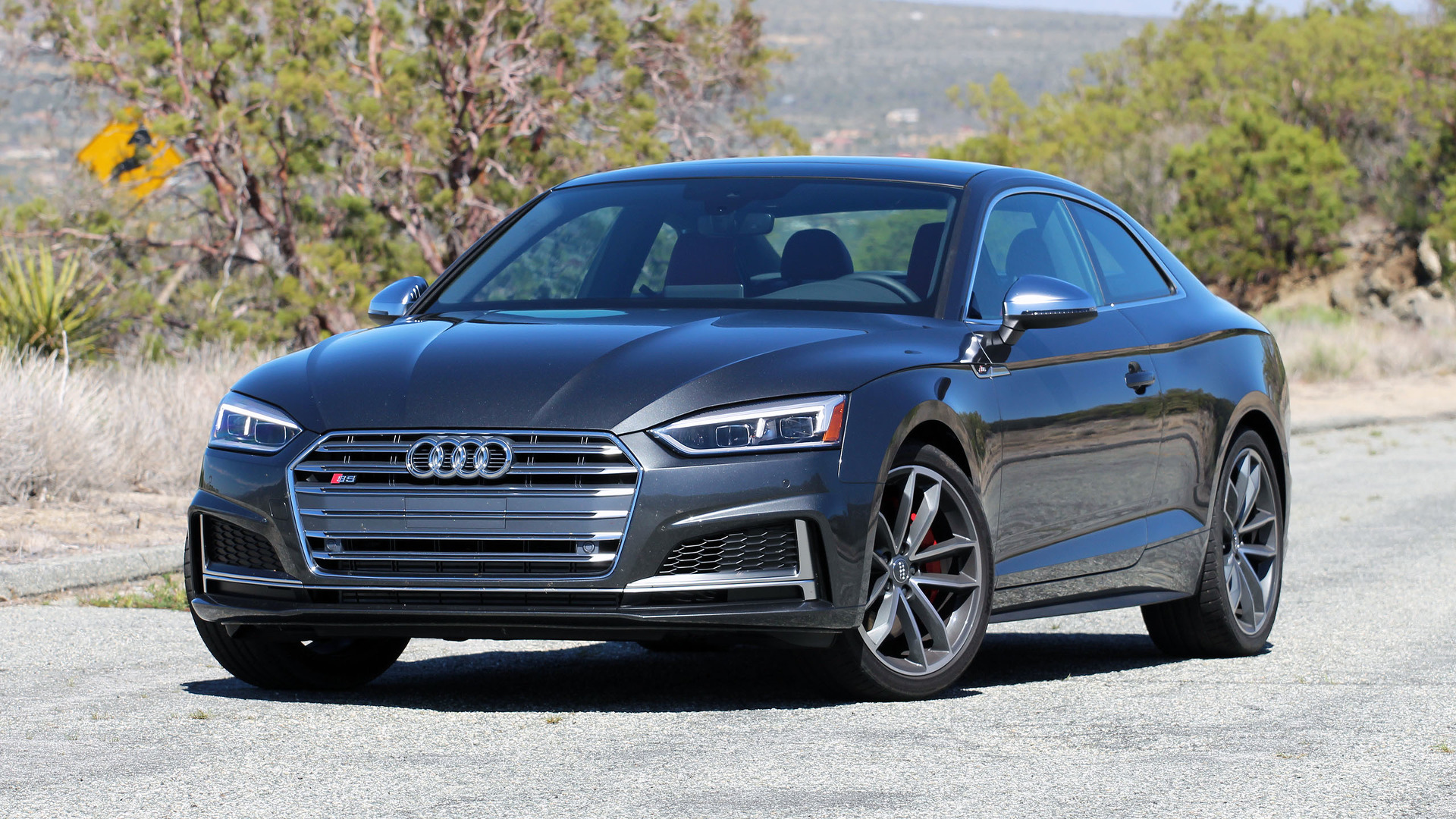 2018 Audi S5 Coupe Review Less Sport More Gt
