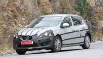 2014 Nissan Tiida replacement spy photo 15.07.2013