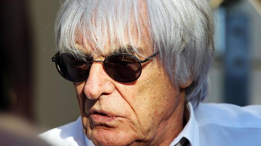 Ecclestone won't let Wolff 'kill' F1