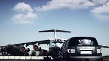 Nissan Patrol aircraft challenge 22.8.2013