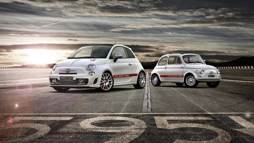 Abarth 595 50th Anniversary Edition bound for Frankfurt
