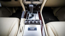 Hennessey supercharges the Lexus LX 570 to produce 500 bhp [video]