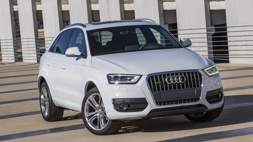Audi Q3 pricing announced (US)