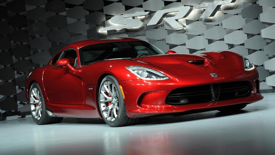 Dodge Viper to gain a supercharged V10 engine?