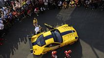 Ferrari 599 XX Evo delivery ceremony 10.9.2012