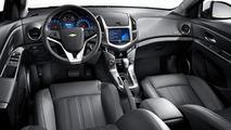 2013 Chevrolet Cruze facelift
