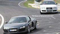 SPY PHOTOS: Audi RS 8 and RS 6
