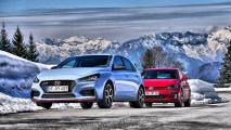 VW Golf GTI vs. Hyundai i30 N