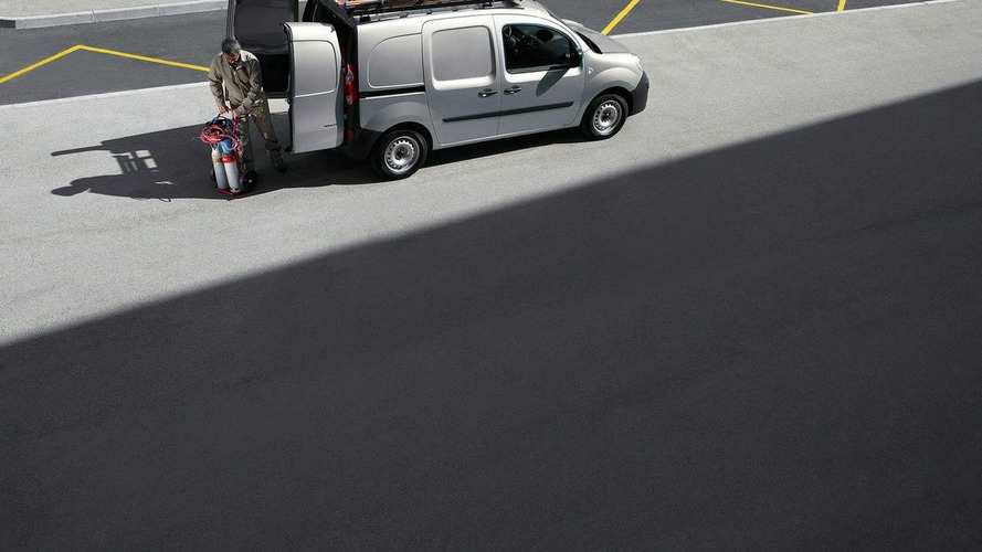 Renault Unveils 'New Kangoo Express'