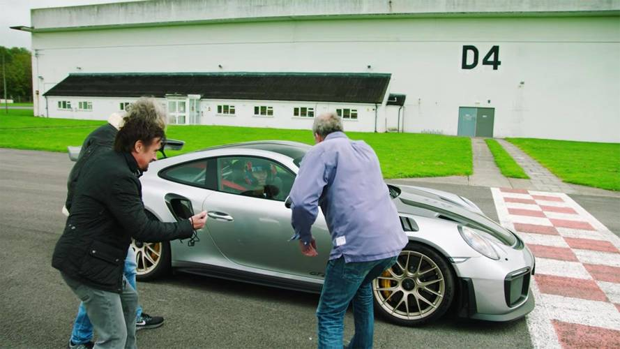 Watch Mark Webber's Botched Interview As Driver For The Grand Tour
