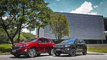 Chevrolet Equinox Premier vs. Jeep Compass turbodiesel